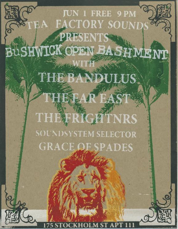 bushwick open bashment flyer copy